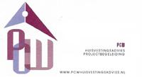 PCW huisvesting 1